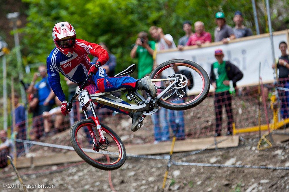 World Championships 2011 - Champery, Switzerland.